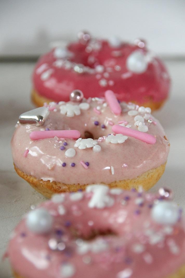 Rezept für Donuts
