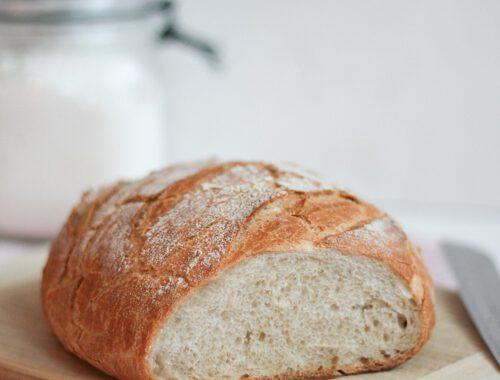 Rezept für Weizenmischbrot