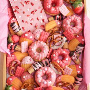 Rezept für Foodboard Valentin