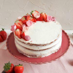 Rezept für Erdbeermascarponetorte